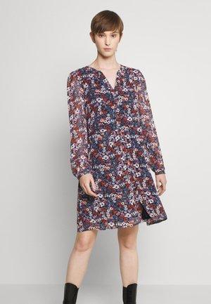 VIAMIONE DRESS - Shirt dress - navy blazeraop bella