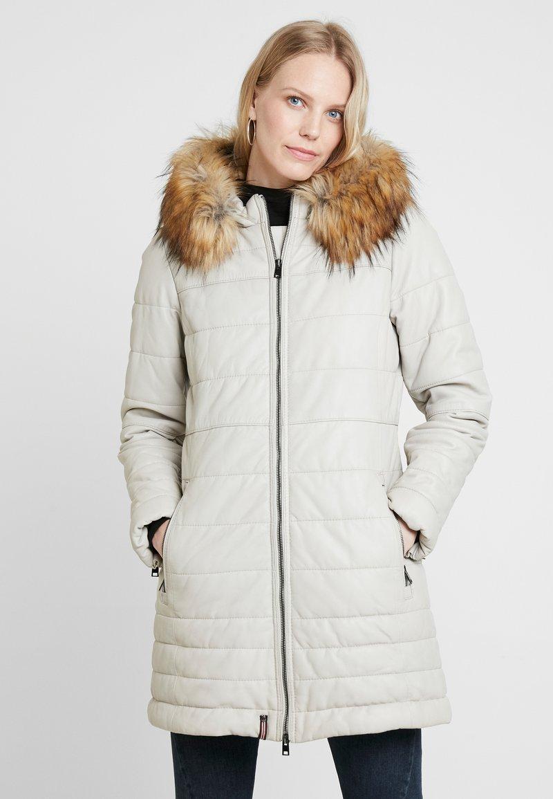Oakwood - MARIA - Winter coat - light beige