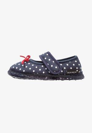 BERRY - Domácí obuv - marine