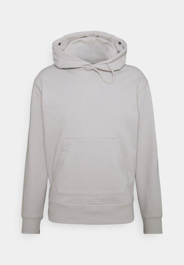 HOODED - Sweatshirt - moonstruck grey