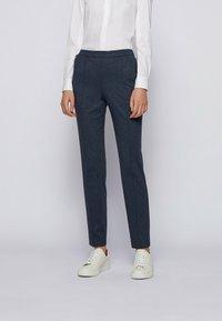 BOSS - TAHWENA - Trousers - patterned - 0