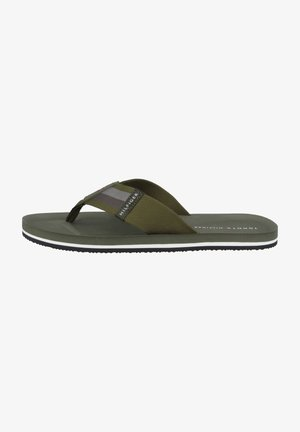 Slippers - army green