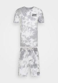 YOURTURN - SET - Teplákové kalhoty - white - 0