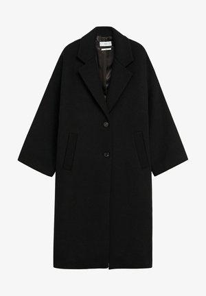 GAUGUIN - Classic coat - schwarz