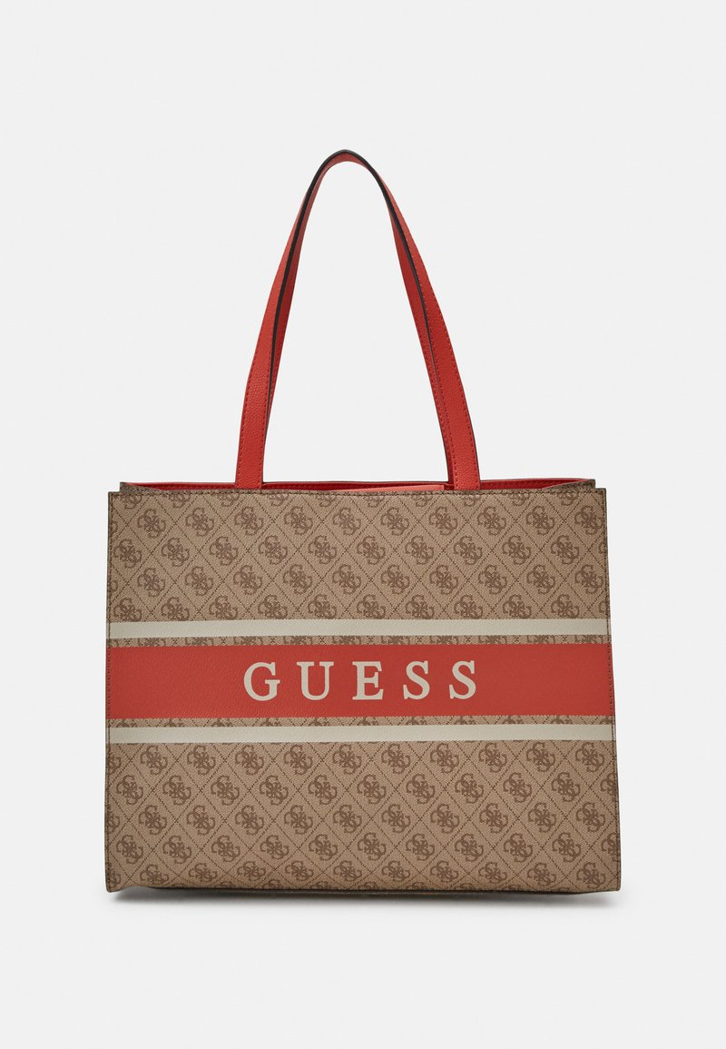 Guess - MONIQUE TOTE - Tote bag - orange