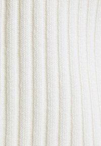 Weekday - TIE CARDIGAN - Cardigan - off white - 5