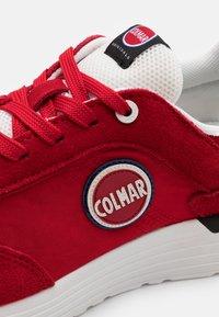 Colmar Originals - TRAVIS X-1 BOLD - Sneakers laag - red - 5