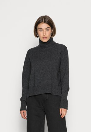 PINALF WOMAN - Trui - dark grey melange