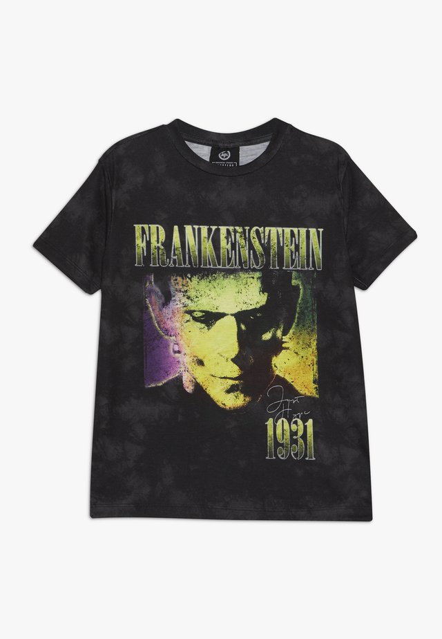KIDS FRANKENSTEIN RETRO - Print T-shirt - multi coloured