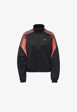 TRACK TOP - Training jacket - black