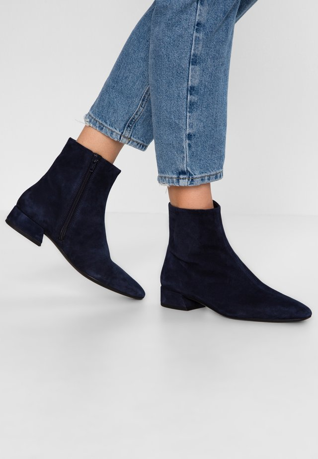 JOYCE - Classic ankle boots - dark blue