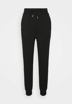 LUCERNE SILLE - Pantalon de survêtement - black