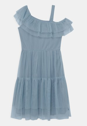 ASYMMETRIC - Cocktail dress / Party dress - cornflower blue