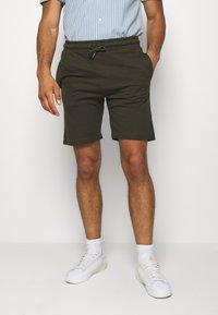 Brave Soul - BARKERB - Shorts - dark khaki - 0
