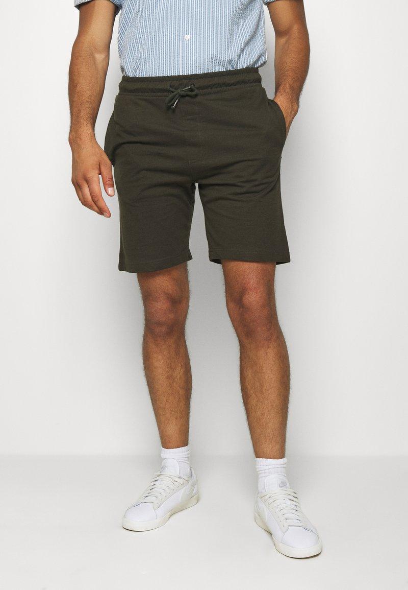 Brave Soul - BARKERB - Shorts - dark khaki