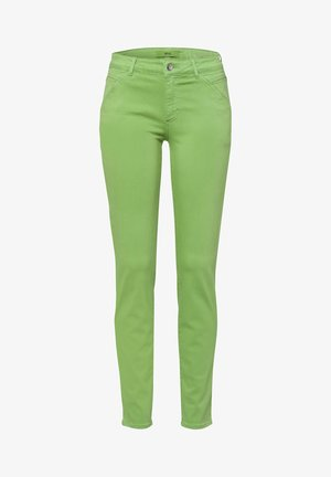 SHAKIRA - Jeans Slim Fit - clean light greem
