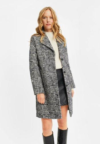 Klasyczny płaszcz - multi-coloured