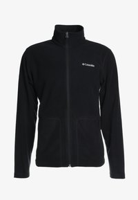 Columbia - FAST TREK™ LIGHT FULL ZIP - Fleece jacket - black - 5
