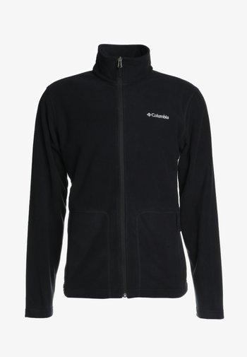 FAST TREK™ LIGHT FULL ZIP - Fleece jacket - black