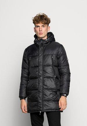 VIARDI LONGLINE JACKET - Płaszcz zimowy - black