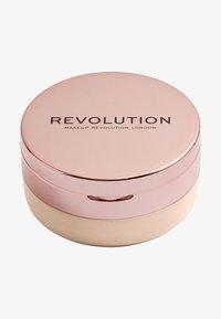 Make up Revolution - CONCEAL & FIX SETTING POWDER - Setting spray & powder - light pink - 0