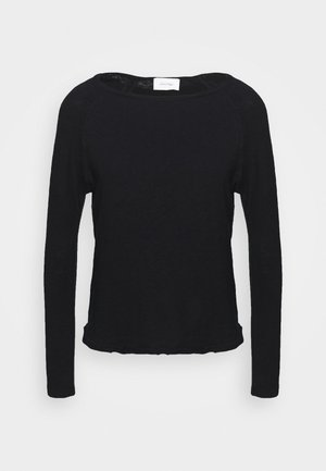 SONOMA - Long sleeved top - noir