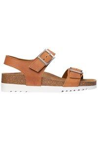 Scholl - Wedge sandals - braun - 4