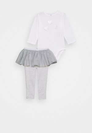 TUTU SET - Leggings - Trousers - ivy ivory