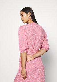 Vila - VIKIDDA DRESS - Maxi dress - rosebloom/flowers - 5