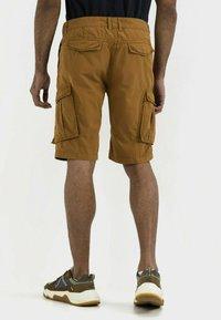camel active - REGULAR FIT - Shorts - cinnamon - 2