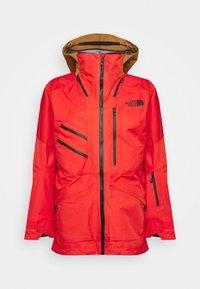 The North Face - BRIGANDINE FUTURELIGHT JACKET EVE - Ski jacket - flare/timbertan - 8