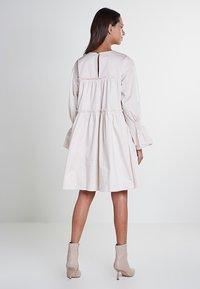 Mykke Hofmann - Day dress - beige - 2