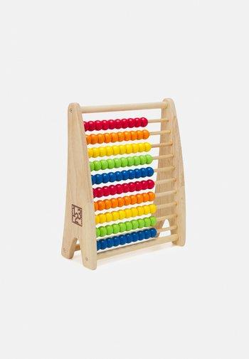 REGENBOGEN ABAKUS UNISEX - Toy - multicolor