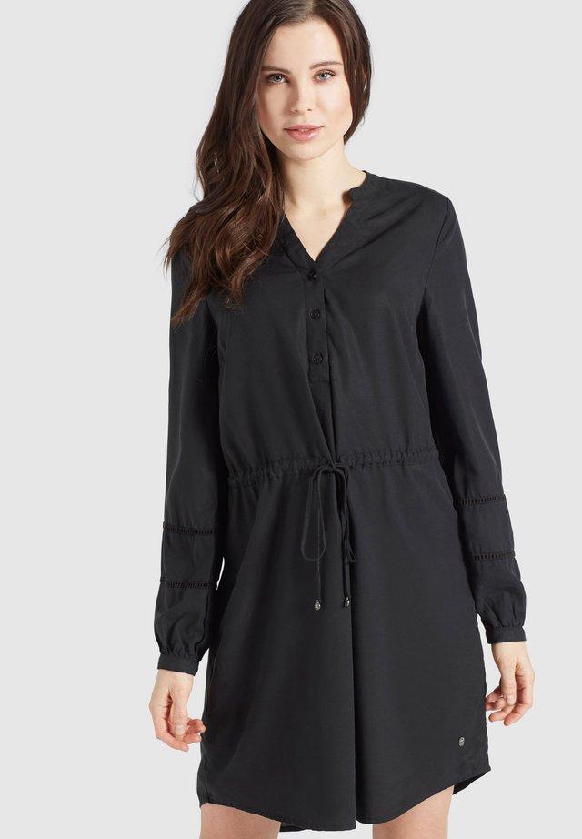 SORELTA - Korte jurk - schwarz