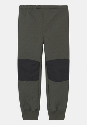 PELMO PANT THERMO - Outdoor trousers - dark green