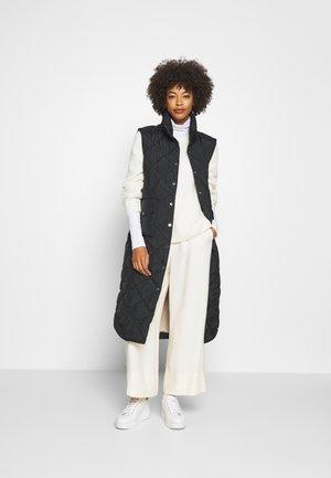 OLGA - Waistcoat - black