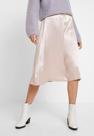 FLORENCE - A-line skirt - rose dust