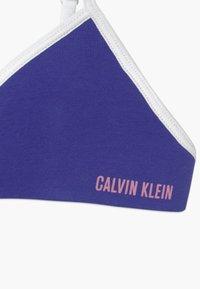 Calvin Klein Underwear - MOLDED BRA - T-shirt bra - blue - 3