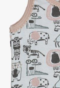 Jacky Baby - VEST ANIMALS 2 PACK - Undershirt - light pink - 4
