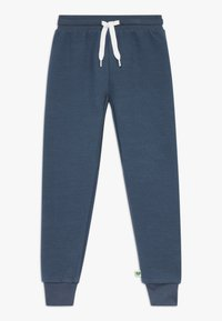 Fred's World by GREEN COTTON - OTOMAN - Tracksuit bottoms - midnight - 0