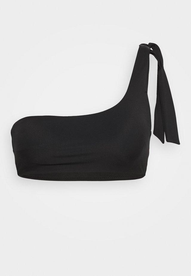 BRASIL BRASSIERE - Top de bikini - noir