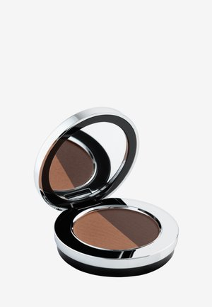 DUO EYESHADOWS CHOCOLATE - Eye shadow - brown