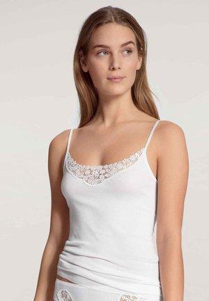 SPAGHETTI-TOP - Undershirt - white