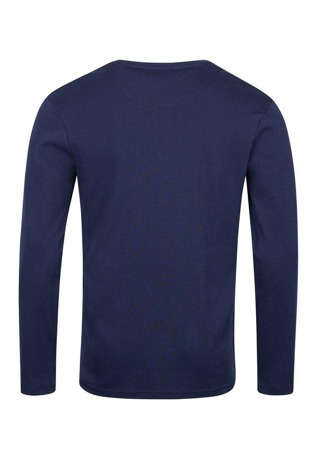 LARRY - Langærmede T-shirts - dark blue
