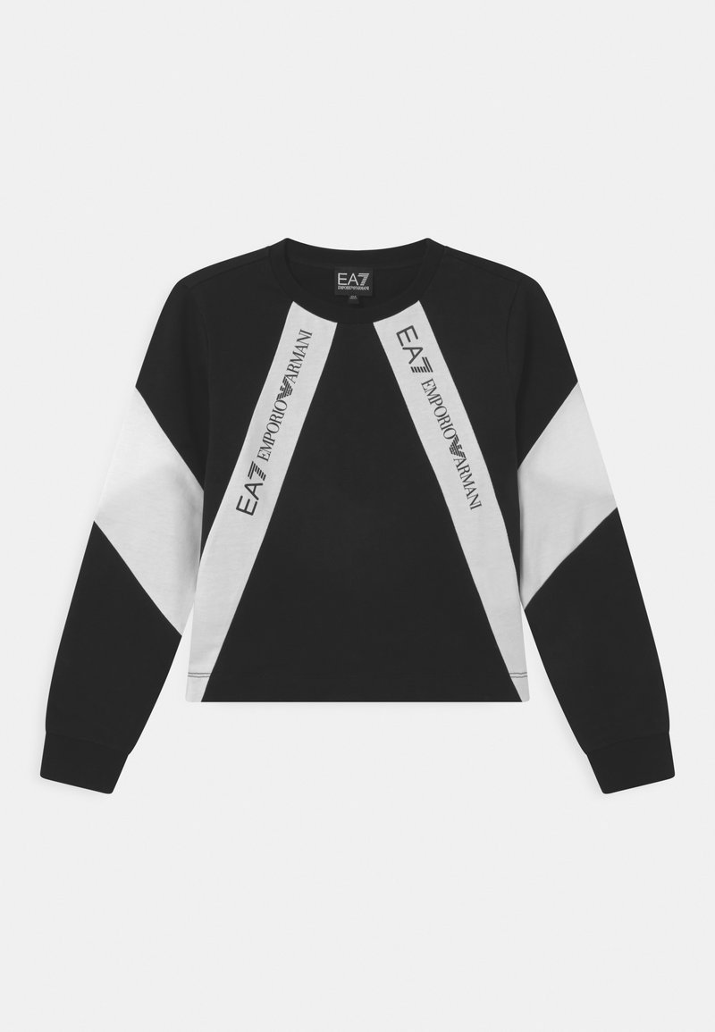 Emporio Armani - EA7 GIRL  - Sweatshirt - black