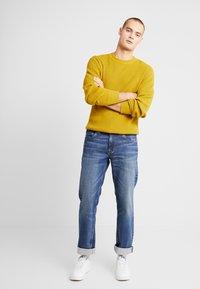 Pepe Jeans - KINGSTON ZIP - Straight leg jeans - wiser wash med used - 1