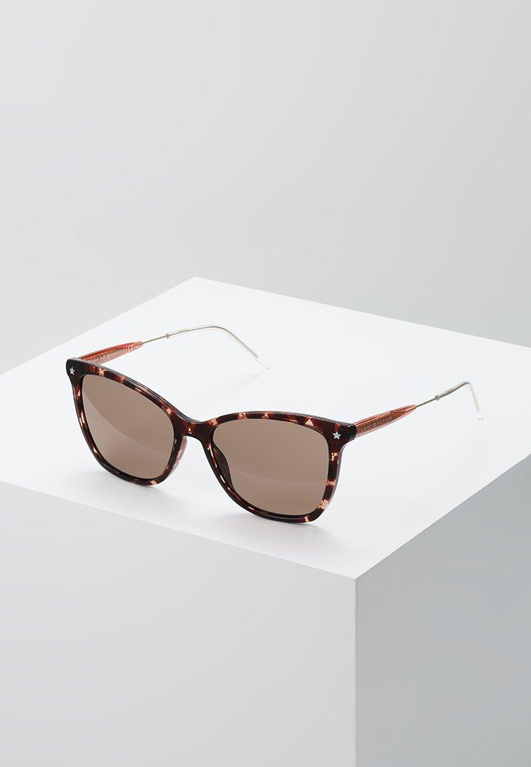 Tommy Hilfiger - Okulary przeciwsłoneczne - brown