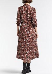 Sandwich - Shirt dress - braun - 1