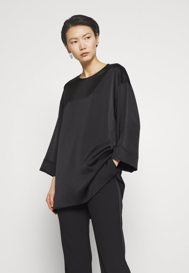 LYDIA - Blouse - black