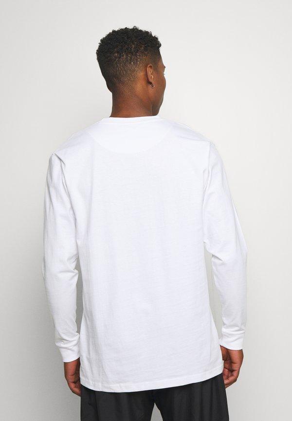 Karl Kani Bluzka z długim rękawem - white/biały Odzież Męska MXSV
